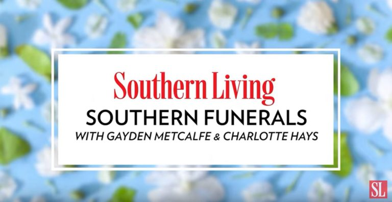 Southern Living Southern Funerals