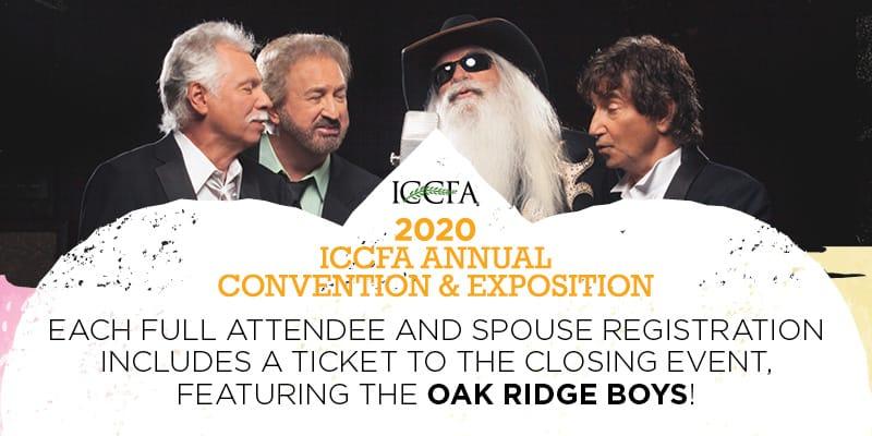 Creating Legacies At The 2020 ICCFA Annual Convention