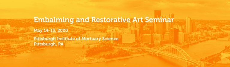 2020 NFDA Embalming & Restorative Art Seminar to Focus on Donor Cases
