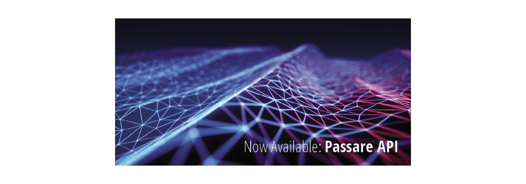 Passare Announces New Public API for Web Providers