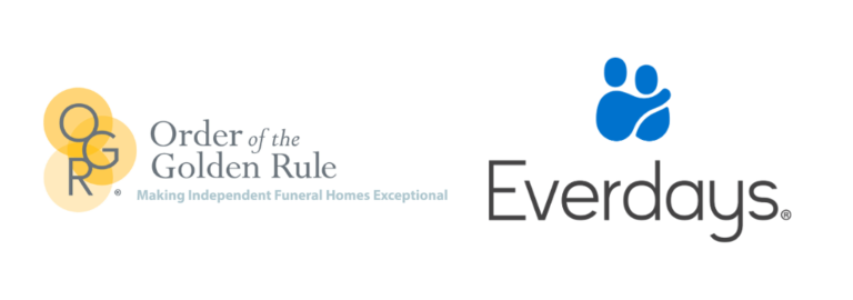 The International Order Of The Golden Rule & Everdays Logos