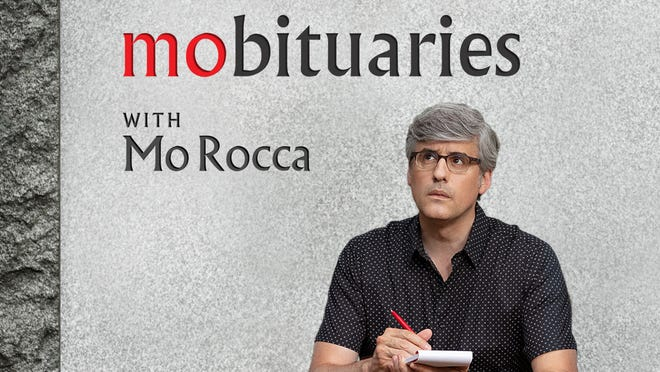 Mobituaries pic of Mo Rocca