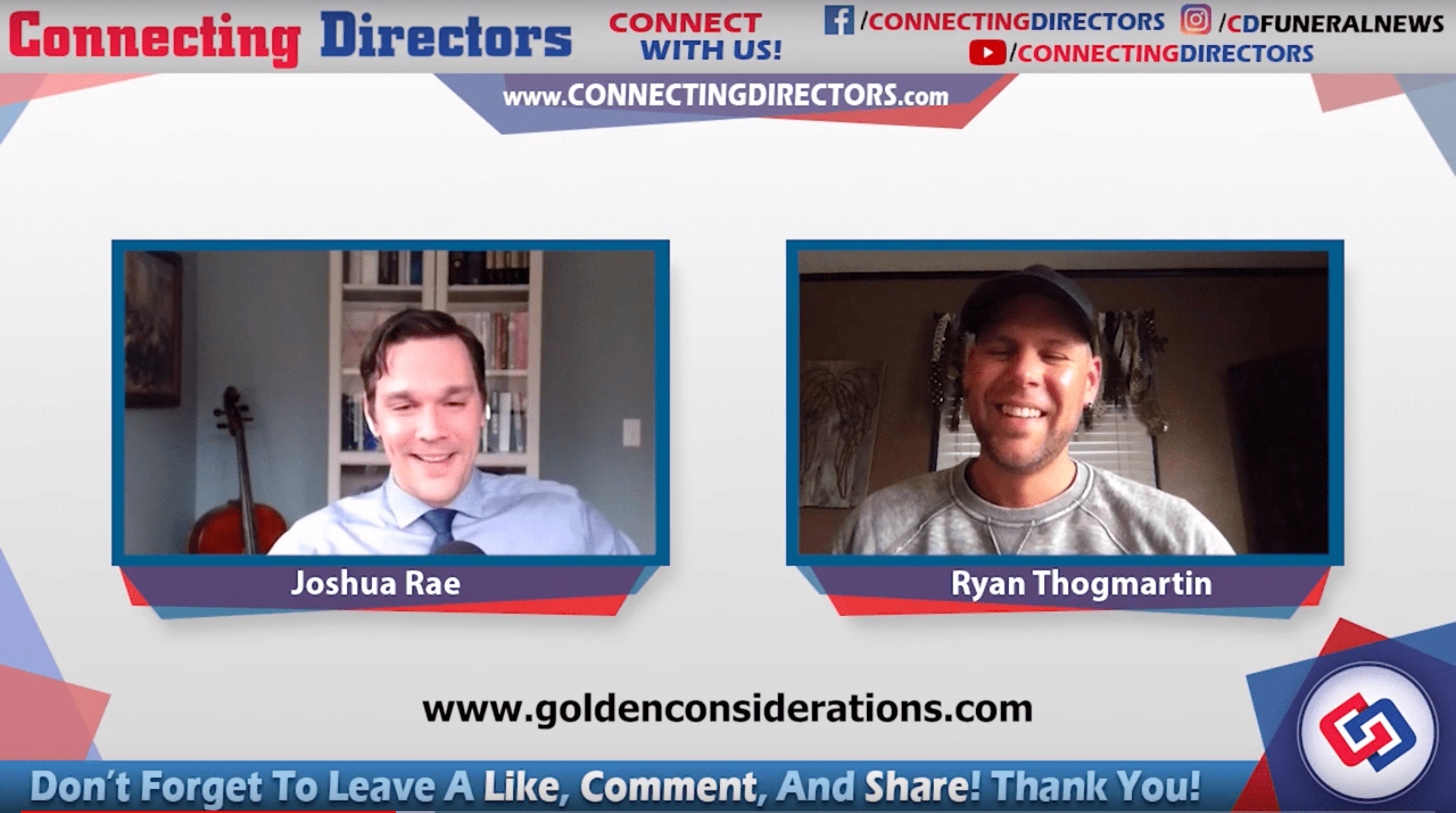 A Solution for Selling Preneed Remote | Golden Considerations | Joshua Rae Interview