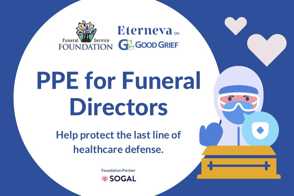 PPEs For Funeral Directors