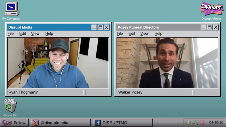 Unprecedented Progression, Technology In Funeral Homes | Walker Posey Interview