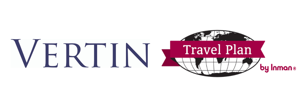 Vertin Company Selects the Travel Plan by Inman as Their Preferred Travel Plan Provider