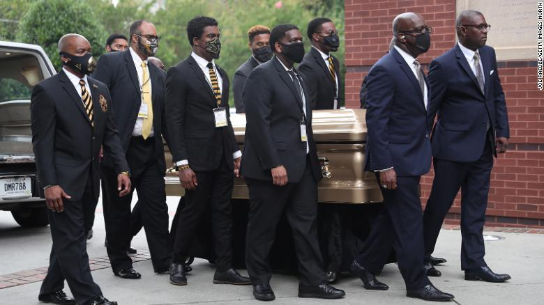 Rayshard Brooks funeral paid by celebrities