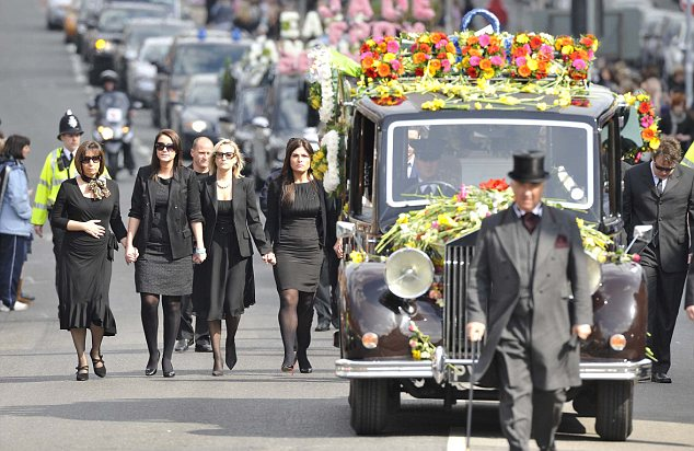 UK Funeral Procession