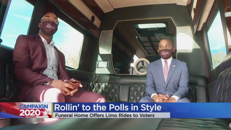 Harris Funeral Directors Voting