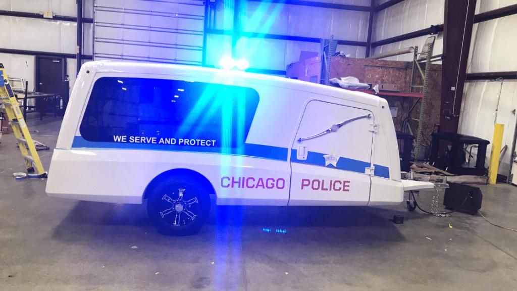 Chicago Police Coasson