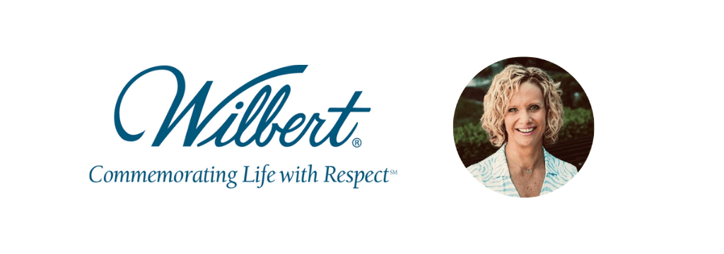 Wilbert Funeral Services Inc Logo and Photo of Lisa Epps