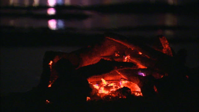 Open-Air Cremation