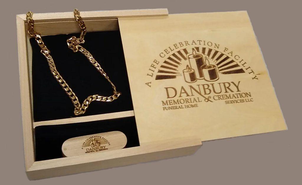SympathyNet Tribute Box