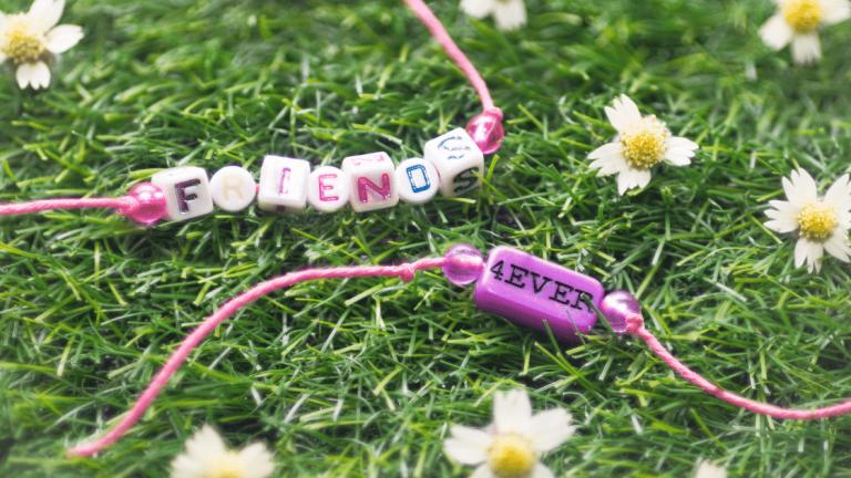Discipline Friend bracelets