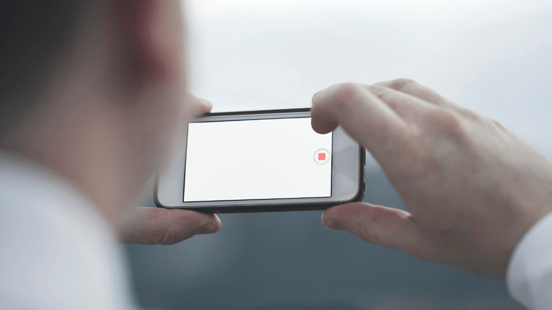 SympathyNet Shooting Video With Phone