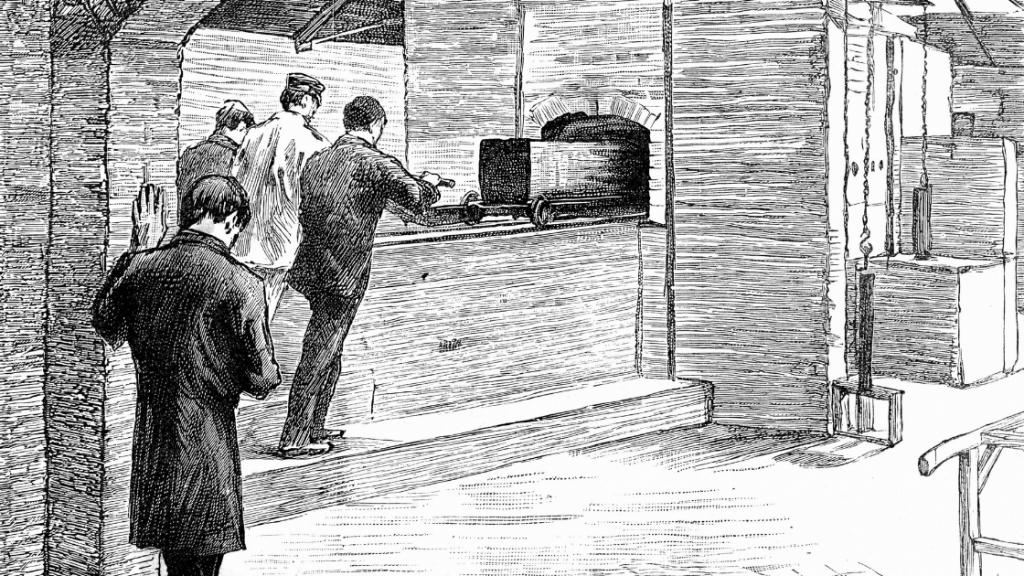 cremation history