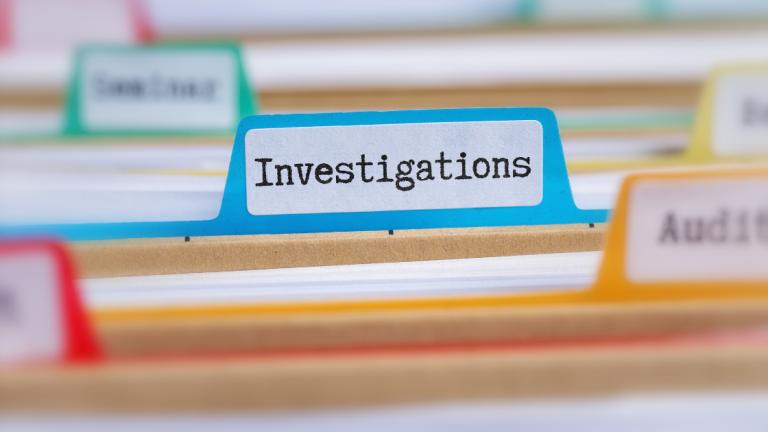 Bernards investigation